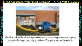 Flood Clean Up Fort Collins | 970.235.2696
