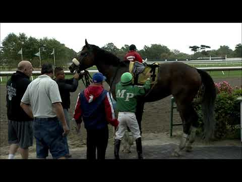 video thumbnail for 10-06-19 Monmouth Park Race 06