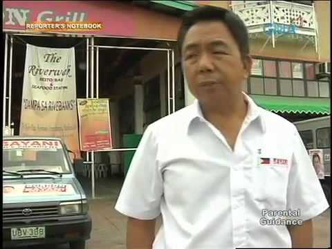 Reporter's Notebook VP Series - Bayani Fernando part 2.mov