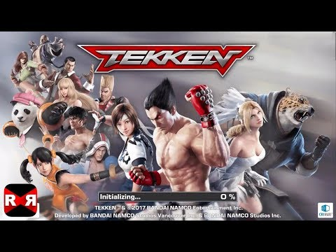 TEKKEN (By BANDAI NAMCO) - iOS / Android - First Impression Gameplay