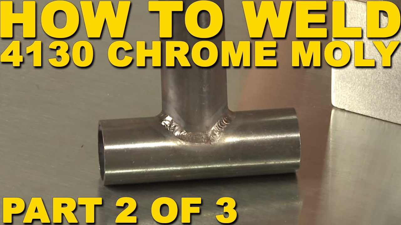 Filler Wire For Welding 4130 Steel Center Voltage Controlled Filter Ssm2044p Controlcircuit Circuit Diagram How To Weld Chrome Moly Part 2 Of 3 Tube Welds Tig Time Rh Youtube