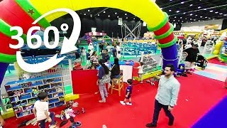 (4K) 360: Modhesh World - Best Place for Your Kids