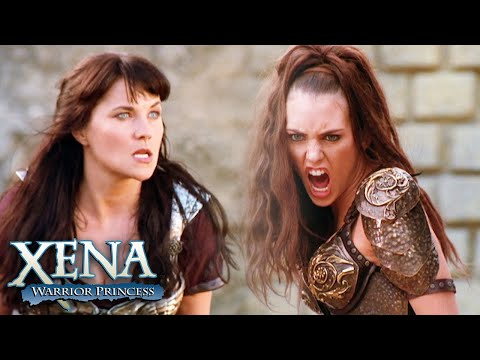 Download Xena Fights Her Daughter at the Colosseum | Xena: Warrior Princess