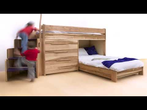 Diy Twin Loft Bed With Storage - Gif Maker  DaddyGif.com