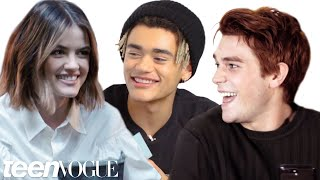 Riverdale Cast, PRETTYMUCH and More Play 'Truth or Dare' | Teen Vogue