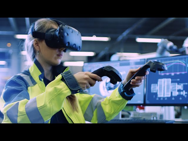Augmented Reality and Virtual Reality Certificate Program