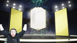 INSANE PRIME ICON IN A PACK! FUT BIRTHDAY PACK OPENING! FIFA 19 ULTIMATE TEAM!