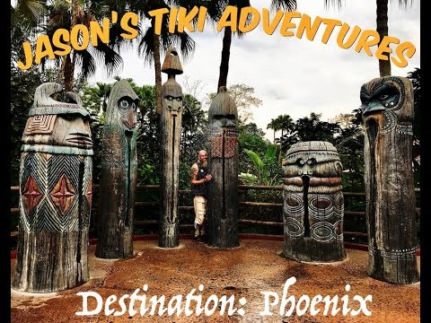 Jason's Tiki Adventure Destination Phoenix / Tucson