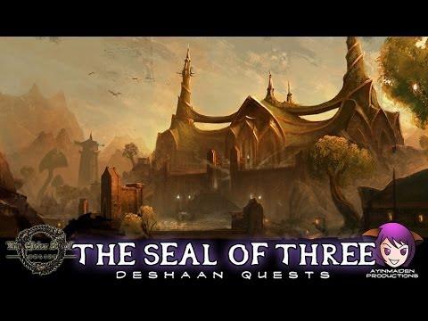 ★ Elder Scrolls Online ★ - The Seal of Three