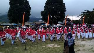 Marching Band SMA Negeri 2 Padang Panjang 2018 - Mars SMA Negeri 2 Padang Panjang