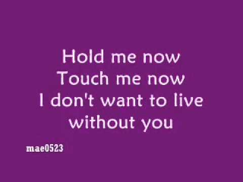 Westlife - Nothing's Gonna Change My Love For You ( Video Lyrics)