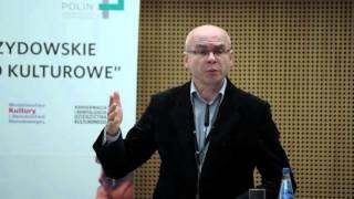 """""""Powojenne migracje Żydów polskich"""" – wykład"""