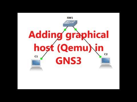 Qemu graphics
