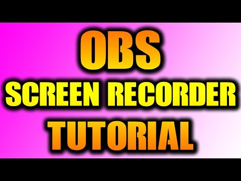 How To Record Your Screen   OBS Tutorial [HINDI]