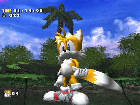 """[TAS] GC Sonic Adventure DX: Director's Cut """"Tails"""" by THC98 in 22:54.02"""
