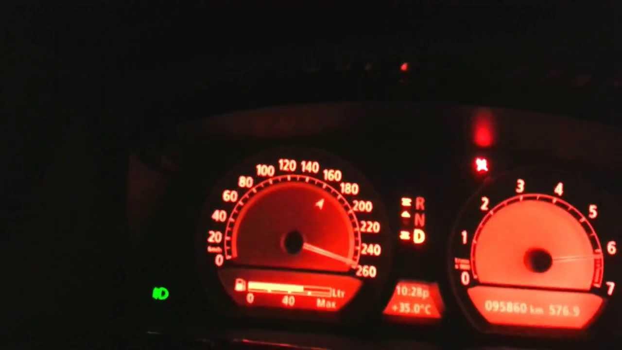 BMW 740IL 2008 260 Km