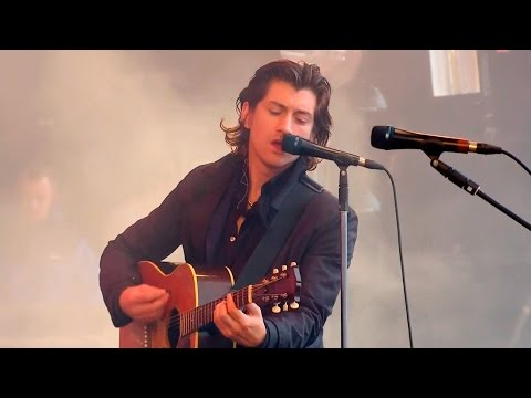 The Last Shadow Puppets - The Age Of The Understatement @ T in the Park 2016