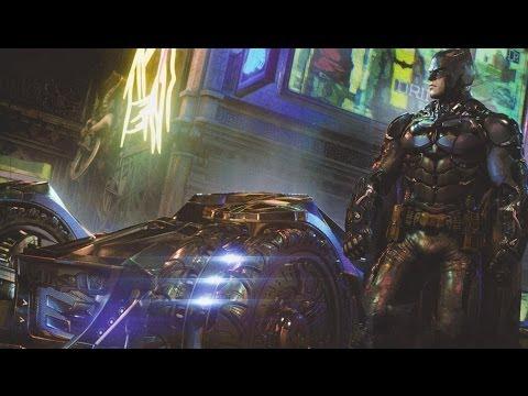 Batman: Arkham Knight Gameplay Trailer - E3 2014