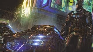 Batman: Arkham Knight Gameplay Trailer - E3 2014