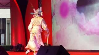 Teatro clásico chino en Bangkok
