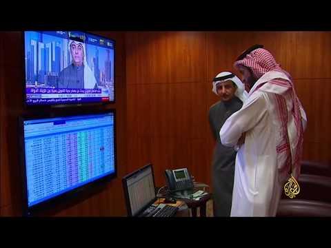 تراجع مؤشر البورصة السعودية بنسبة 7%  - 19:54-2018 / 10 / 14