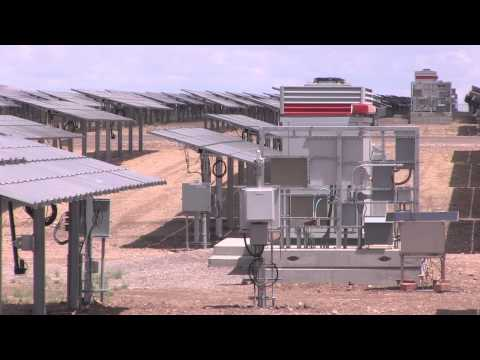 Solar Power In New Mexico A Shadow Of What It Could Be