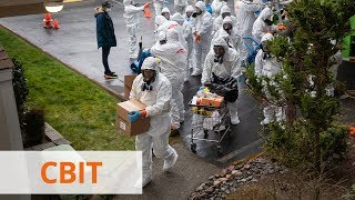 Антирекорд в США За сутки от коронавируса в стране умерли 2 569 человек