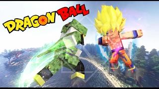 Minecraft Dragon Ball - Animation [1]   Jaki Studios