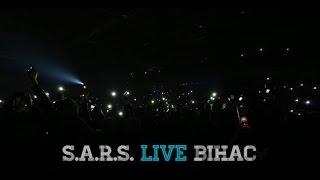 S.A.R.S u BIHAĆU - 27.02.2015 - LIVE (TI,TI,TI) feat Shamso 69