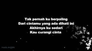 Akhirnya Cinta - Salma (OST KU KIRIM CINTA) (LIRIK)