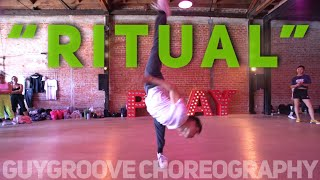 """Ritual"" | @tiesto @jonasblue @ritaora | @GuyGroove Choreography"