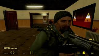 Half-Life 2 -Gray Python Part 3