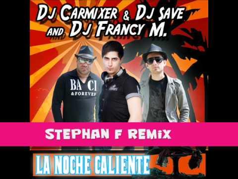 Dj Carmixer & Dj Save And Dj Francy M Feat. Rick Flow - La Noche Caliente