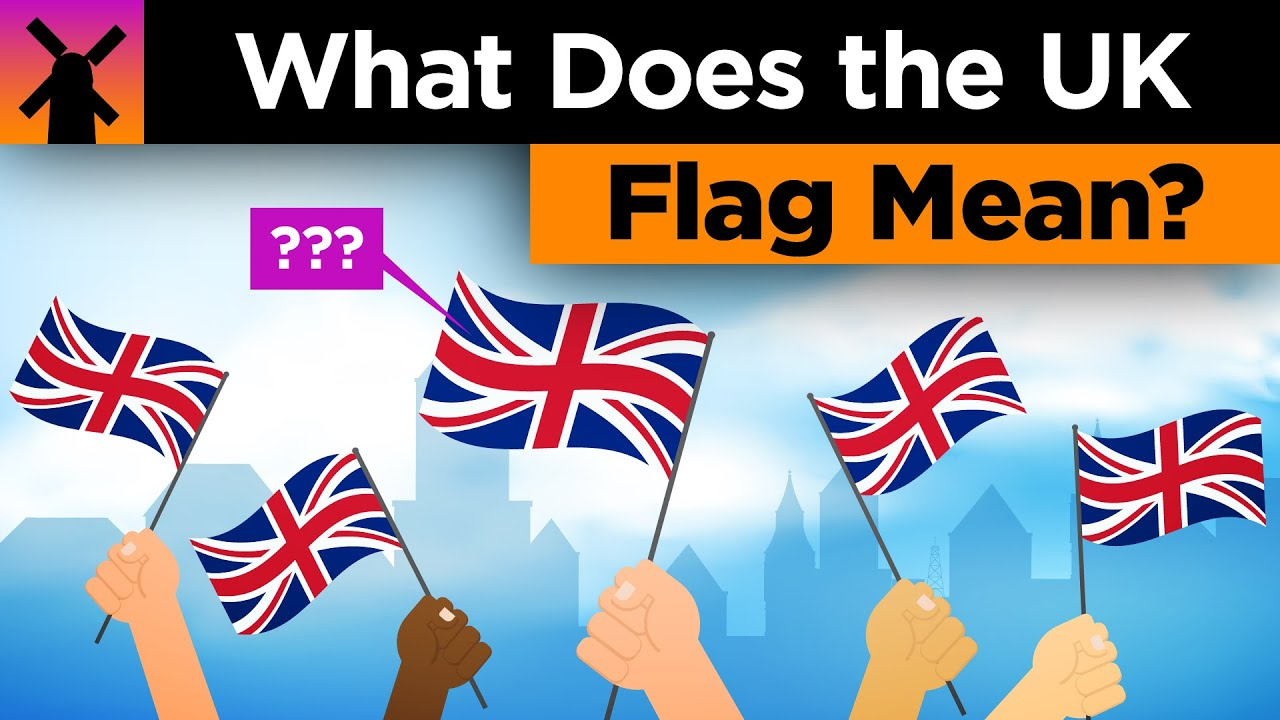 what does the uk union jack flag mean youtube