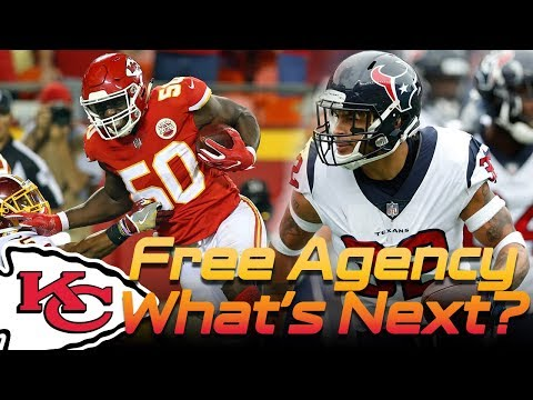 Chiefs cut Justin Houston, Sign Tyrann Mathieu - Next in Free Agency? | Kansas City Chiefs 2019 NFL