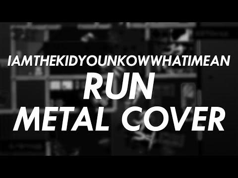 Iamthekidyouknowwhatimean - Run Metal Cover (Hotline Miami Goes Metal)