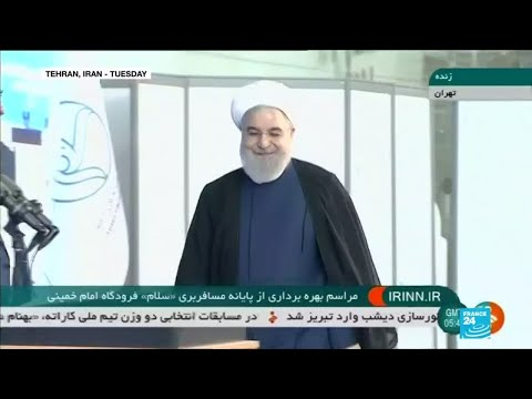 US, Iran claim they