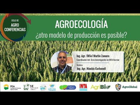 12° Agroconferencia sobre Agroecología - AgroGlobal