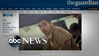 Did Manchester bomber Salman Abedi act alone?