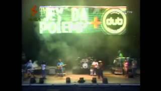 Jey da Polemic en la Carlota 2013 ( Ghetto Mano al Aire )