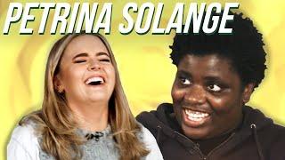 Petrina Solange lagar sin paradrätt!