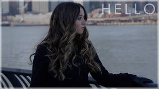 Hello - Adele | Ali Brustofski Cover (Music Video)