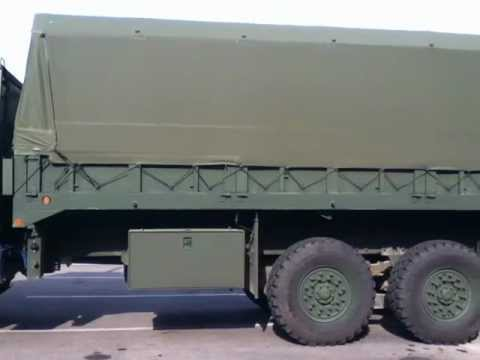 International Army Truck