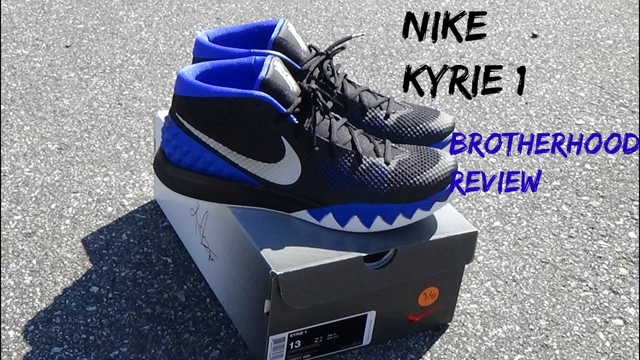 f831d61541d4 ... promo code for nike kyrie 1 brotherhood duke review 61567 a1fa2
