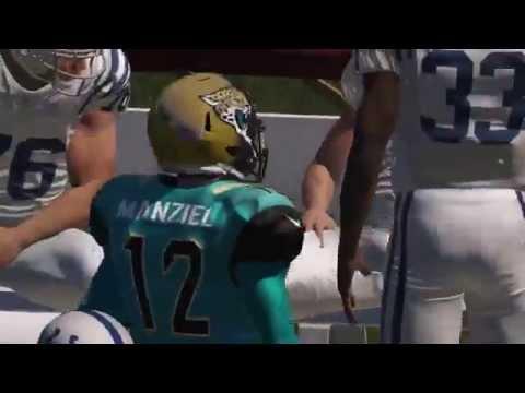 Johnny Manziel pulls an Eli Manning from Super Bowl XLII