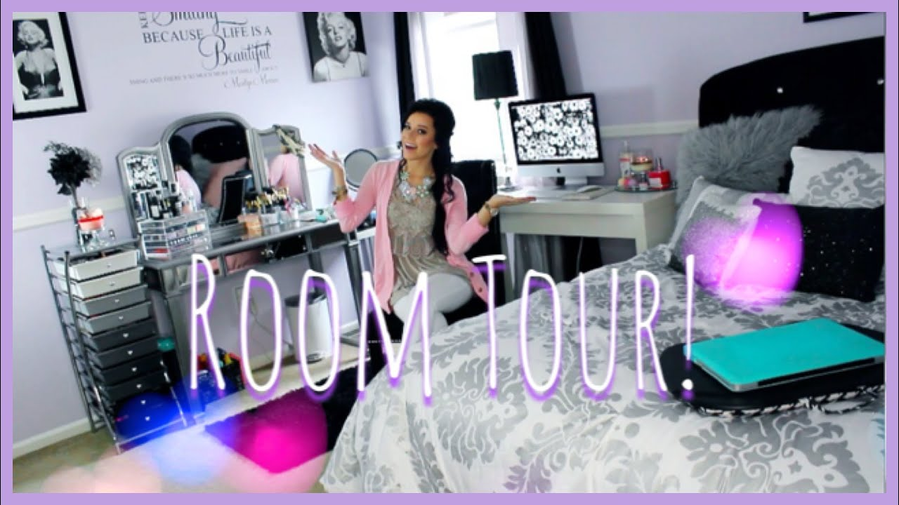 Delightful Updated ROOM TOUR 2014!   YouTube