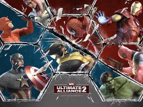 Download ALL DLC Marvel Ultimate Alliance 2 /Descargar DLC Ultimate Alianza  2 Xbox 360