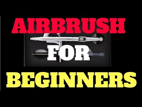 ARTALK AIRBRUSH CLASS #1 FOR BEGINNERS  IWATA NEO VS OPHIR
