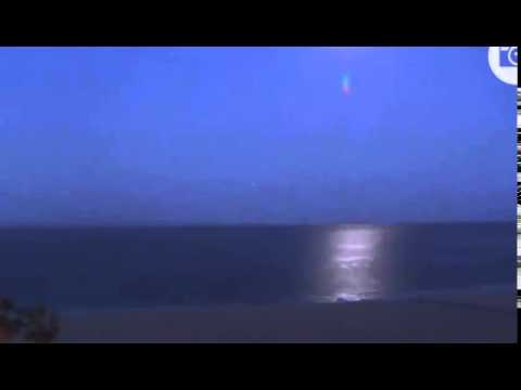 Live UFO fleet !!! Santa Monica Beach Cam morning hours  2015 03 07