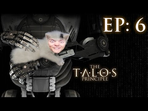 The Talos Principle | I FOUND ME A BUCKET OF PAINT XD | EP.6 from YouTube · Duration:  18 minutes 8 seconds